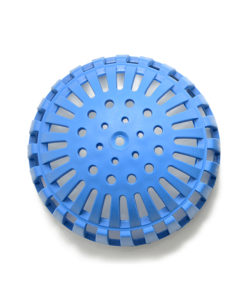 Drain parts and accessories: blue dome strainer replacement