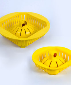 round safety basket